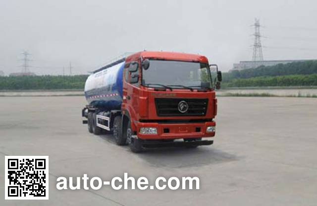 Teshang low-density bulk powder transport tank truck DFE5310GFLF