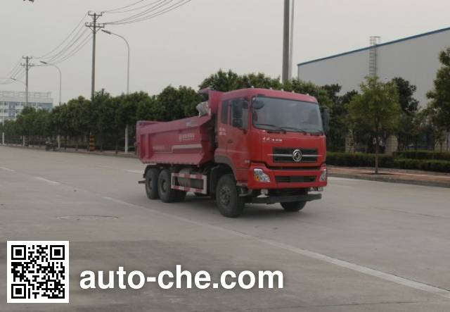 Dongfeng самосвал DFH3250A1