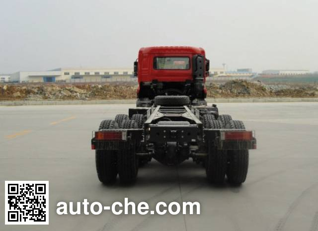 Dongfeng шасси самосвала DFH3310A3