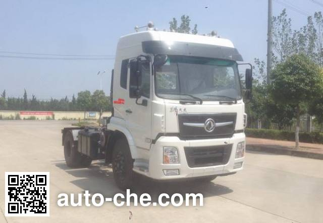 Dongfeng tractor unit DFH4180B1