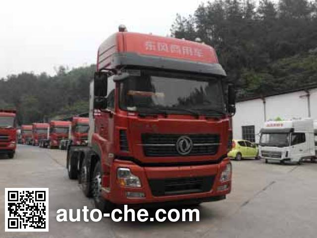Dongfeng tractor unit DFH4250AX4