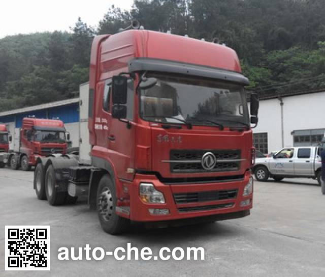 Dongfeng tractor unit DFH4251AX4