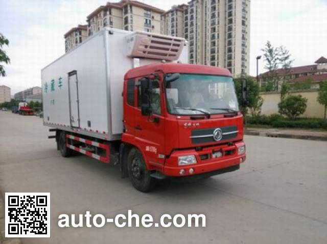Dongfeng автофургон рефрижератор DFH5160XLCBX2A