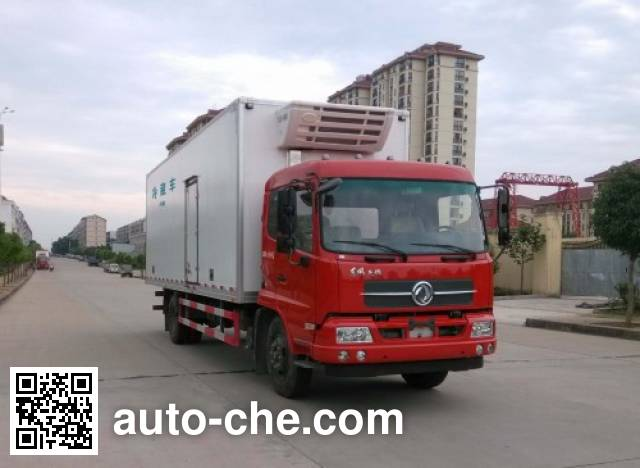Dongfeng автофургон рефрижератор DFH5160XLCBX2JV