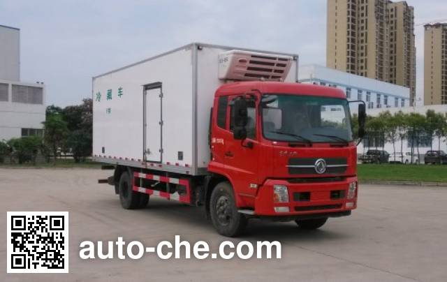 Dongfeng refrigerated truck DFH5160XLCBX5