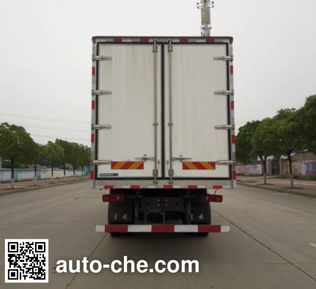 Dongfeng автофургон рефрижератор DFH5250XLCBXV
