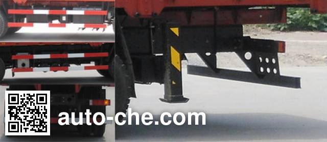 Dongfeng truck mounted loader crane DFH5310JSQAX1V