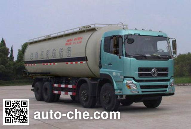 Dongfeng low-density bulk powder transport tank truck DFL5311GFLAX9