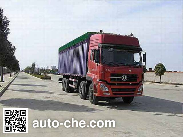 Dongfeng soft top box van truck DFL5311XXBA6