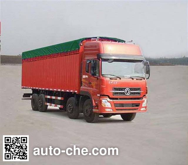 Dongfeng soft top box van truck DFL5311XXBA8