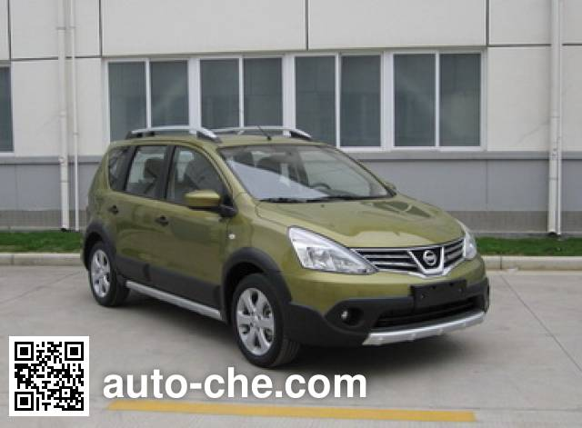 Dongfeng Nissan car DFL7163MBK2
