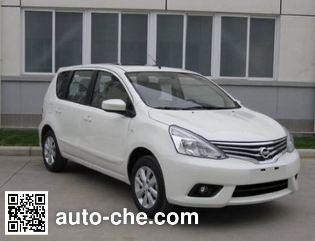 Dongfeng Nissan car DFL7163VAL4