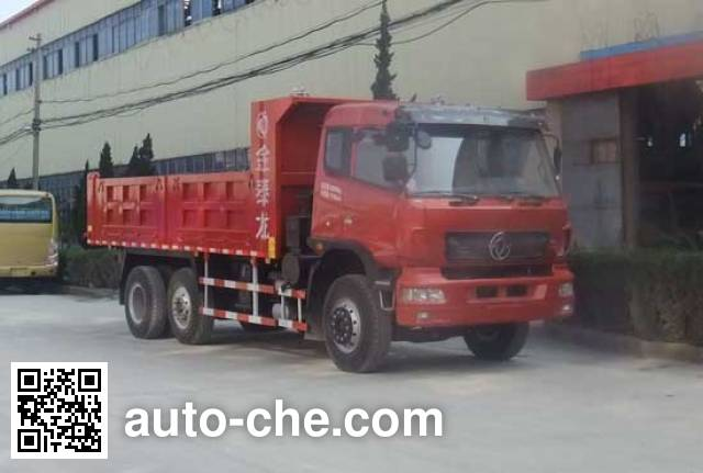 Самосвал Dongfeng EQ3190VP3