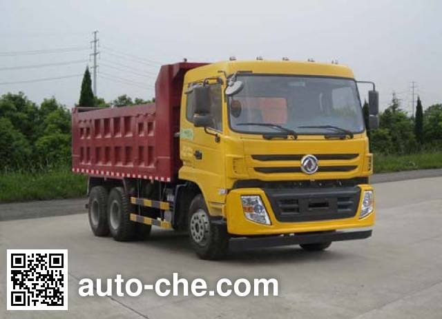 Самосвал Dongfeng EQ3250VF6