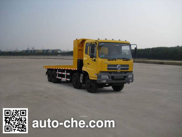 Самосвал с плоской платформой Dongfeng EQ3310BT2