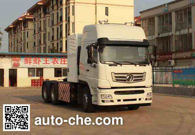 Dongfeng tractor unit EQ4250GLN2