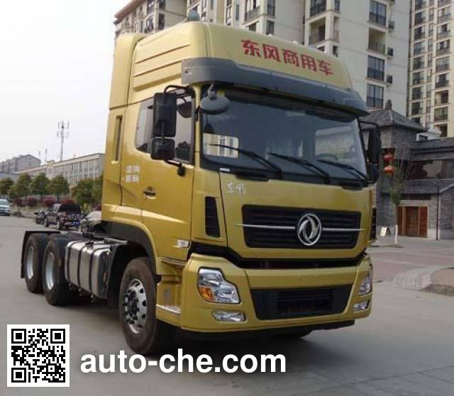 Dongfeng tractor unit EQ4250GX5D