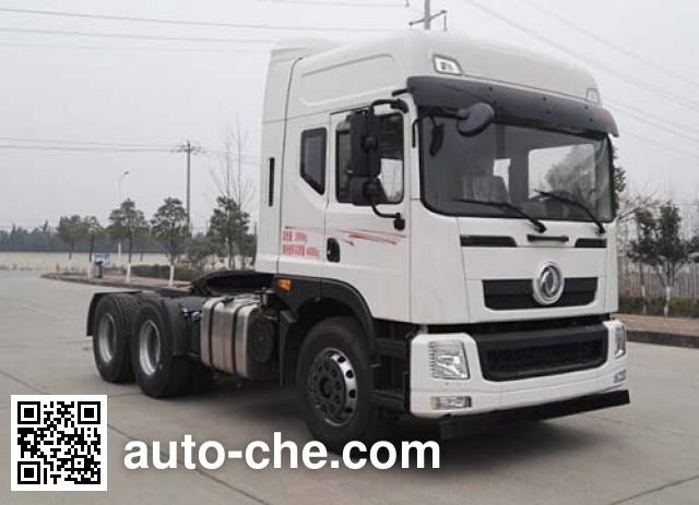 Dongfeng tractor unit EQ4250GZ5D1