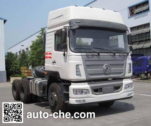 Dongfeng tractor unit EQ4256WZ4G1