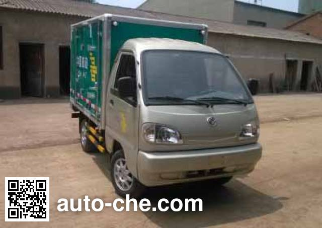 Dongfeng electric postal van EQ5021XYZACBEV manufactured by Dongfeng