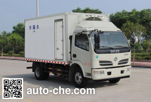 Dongfeng refrigerated truck EQ5090XLC8BDCAC