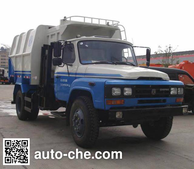 Dongfeng self-loading garbage truck EQ5100ZZZ4