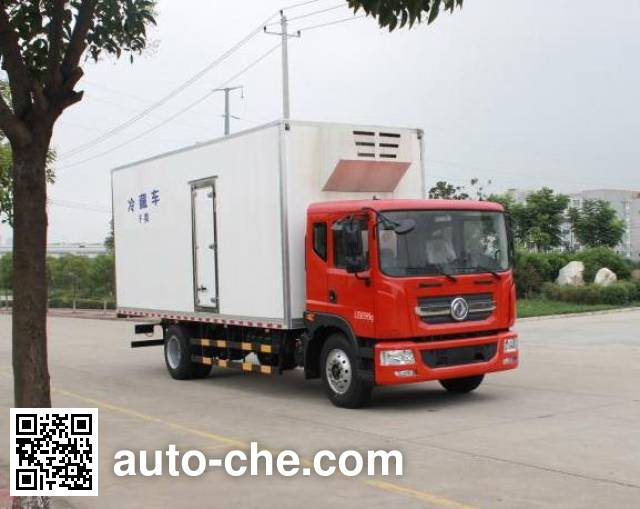 Dongfeng refrigerated truck EQ5181XLCL9BDKAC