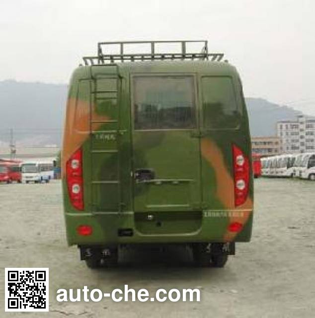 Dongfeng автобус EQ6680ZTV