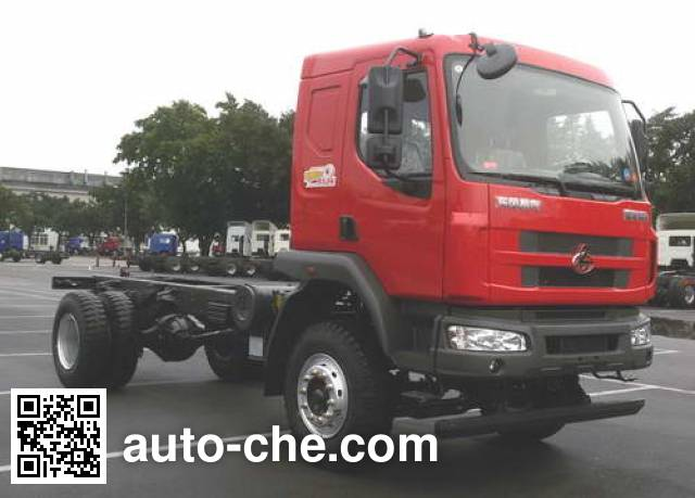 Chenglong dump truck chassis LZ3161M3ABT