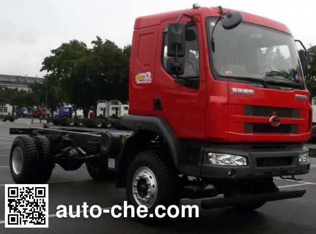 Chenglong dump truck chassis LZ3121M3ABT