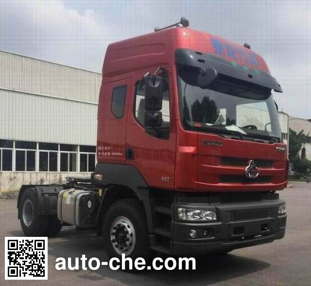 Chenglong tractor unit LZ4180M5AA