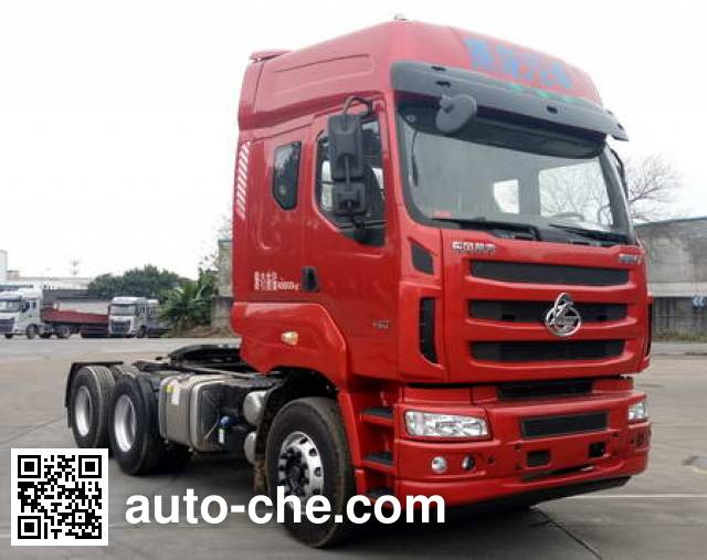 Chenglong tractor unit LZ4253H7DB