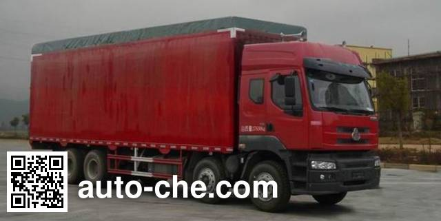 Chenglong soft top box van truck LZ5280XXYPQEK