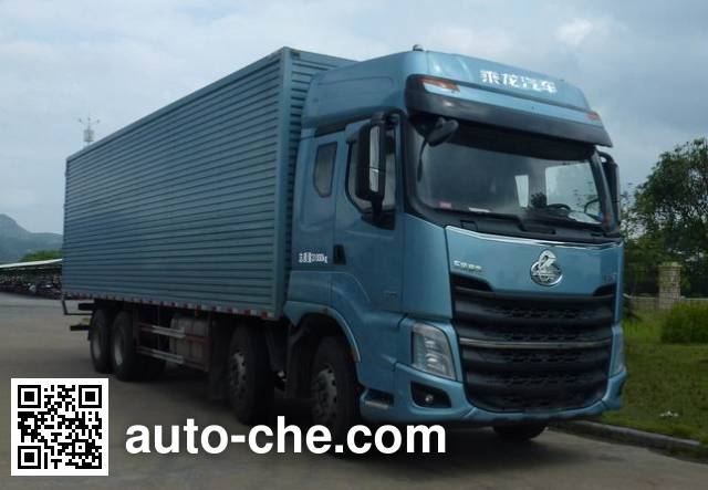 Chenglong box van truck LZ5311XXYH7FB