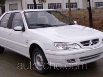 Dongfeng Citroen dual-fuel car DC7163MAN