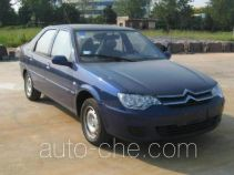 Dongfeng Citroen dual-fuel car DC7163RT