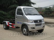 Junfeng detachable body garbage truck DFA5030ZXX1