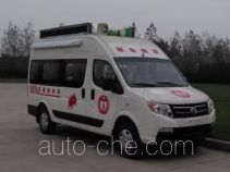 Dongfeng blood collection medical vehicle DFA5040XCX4A1