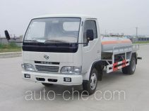 Shenyu low-speed tank truck DFA5815G