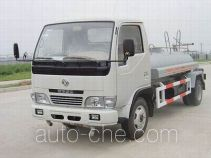 Shenyu low-speed sprinkler truck DFA5815SS