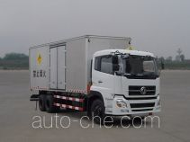 Dongfeng explosives transport truck DFC5220XQYA2