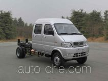 Huashen dual-fuel light truck chassis DFD1030NUJ3