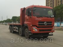Flatbed dump truck Dongfeng