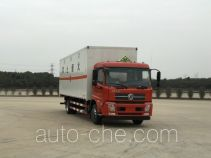 Dongfeng flammable gas transport van truck DFH5160XRQBX2JV