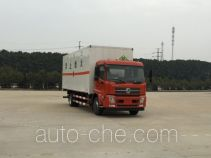 Dongfeng flammable liquid transport van truck DFH5160XRYBX2JV