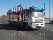 Dongfeng car transport truck DFH5210TCLBX
