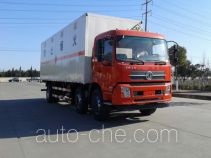 Dongfeng flammable liquid transport van truck DFH5250XRYBXV