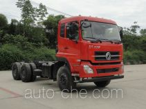 Dongfeng concrete pump truck chassis DFH5330THBA
