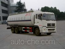 Dongfeng low-density bulk powder transport tank truck DFL5250GFLAX11