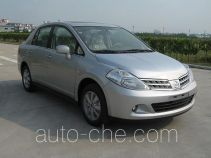 Nissan Tiida car DFL7160BB